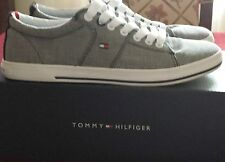 UOMO DONNA SNEAKERS HILFIGER HARRY 5E TAGLIA 40 UK 7 - MAN MEN WOMAN WOMEN SIZE