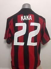 2003-04 AC Milan Kaka #22 Home  Jersey Size XL (Real Madrid)