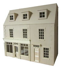 The Belmont Shop & House 1/12th scale Georgian Terrace House & Shop