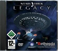 STAR TREK LEGACY PC Nachfolger Starfleet Command 3 DEUTSCHE VOLLVERSION