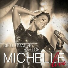 MICHELLE - DIE ULTIMATIVE BEST OF-LIVE 2 CD NEU