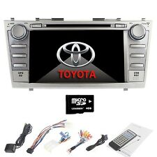 "8"" Car GPS DVD Radio Player for Toyota Camry 2007 2008 2009 2010 2011 Bluetooth"