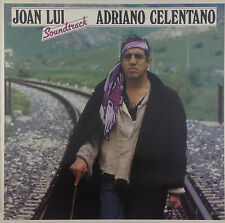"""12"""" LP - Adriano Celentano - Joan Lui - Soundtrack - k2722 - washed & cleaned"""