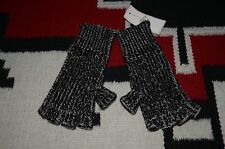 Ralph Lauren RRL 100% Wool Open Finger Winter Gloves One Size