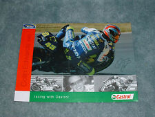 Colin Edwards Poster #45 2004 RC211V HRC MotoGP