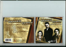 THE CARTER FAMILY - KEEP ON THE SUNNY SIDE CD