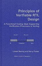 Principles of Verifiable RTL Design - A Functional Coding Style Suppor-ExLibrary