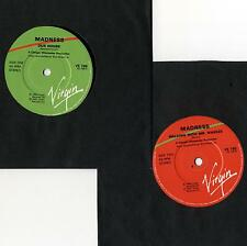 "MADNESS - OUR HOUSE - VERY RARE UK 7"" REISSUE FROM 1987 - SUGGS SKA TWO 2 TONE"