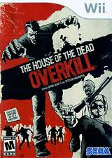 The House Of The Dead Overkill Wii