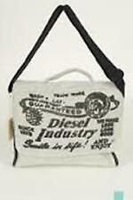 $69 DIESEL WOLIDER  BAG NEW WITH TAGS GRAY BOOK BAG