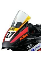 "NEW KTM WINDSCREEN RACING COMPLETE 2015-2016 RC 390 ""RACING BUBBLE"" 90508908044"