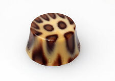 """Lampshade Knob """"Leopard"""" by Hailwood fits PRS® Guitars"""
