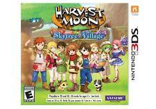 Harvest Moon: Skytree Village (Nintendo 3DS, 2016)