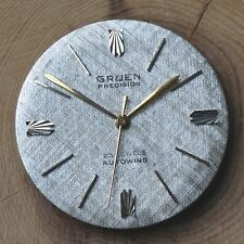 Gruen Autowind 23 jewel vintage dial+hands vintage Gruen watch 422SS movement