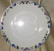 RORSTRAND SWEDISH NATIONAL COSTUMES SAUCER ONLY FOR FLAT CUP #1081