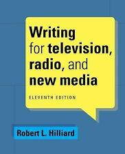Writing for Television, Radio, and New Media (Cengage Series in Broadcast and ..