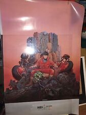 "Akira 24""x36"" Otomo Anime/Manga Poster Made in Spain by 1000 Editions"
