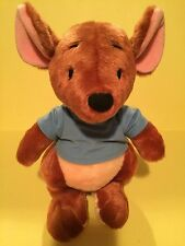"Disney Store Exclusive Original Roo Plush Stuffed 10"" Winnie The Pooh Doll Toy"