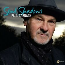 Soul Shadows - Paul Carrack (2016, CD NIEUW)