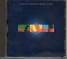 (986E) Simple Minds, Real Life - 1991 CD