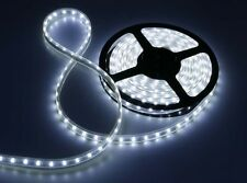 STRISCIA STRIP LED SMD3528 ADESIVO IP65 BOBINA 5 MT 600 LED 6000K° V-TAC  2037