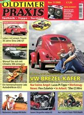 OP0911 + MOTO GUZZI S3 + INDIAN Chief seziert + Oldtimer Praxis 11/2009