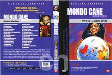 MONDO CANE : WOMEN OF THE WORLD - Gualtiero Jacopetti DVD NEW