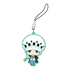 One Piece Trafalgar Law Rubber Phone Strap NEW
