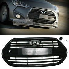 OEM Front Bonnet Radiator Grille Unpainted for HYUNDAI 2013-2016 Veloster Turbo
