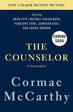 THE COUNSELOR (9780345803597) - CORMAC MCCARTHY (PAPERBACK) NEW