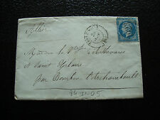 FRANCE - enveloppe 1865 (cy26) french