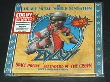 Space Police - Defenders of the Crown by Edguy 2CD [Limited Digibook Edition]