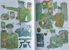 Badges & Medals of the Bulgarian Army Border Guards, Reference BOOK