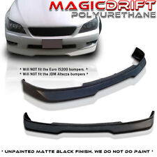00-05 Lexus IS300 GR GRY Style Front Bumper Lip Body Kit PU JDM Altezza