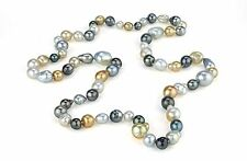 Tonga 61 Inch Tahitian South Sea Pearl Necklace