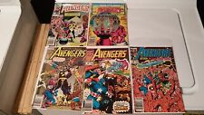 avengers lot 275, 297-305, annual 17