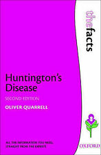 Huntington's Disease (The Facts), Quarrell, Oliver W J, New Condition