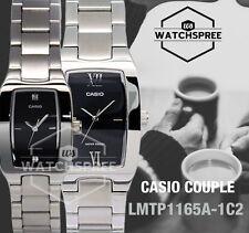 Casio Couple Watch LTP1165A-1C2 MTP1165A-1C2