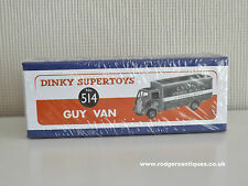 Dinky Toys / Atlas Editions # 514 GUY VAN LYONS SWISS ROLLS - Mint in Sealed Box