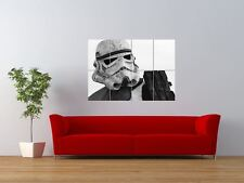 STAR WARS STORM TROOPER IMPERIAL SOLDIER GIANT ART PRINT PANEL POSTER NOR0548