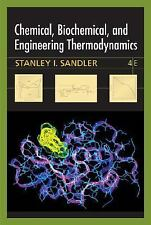 Chemical,Biochemical and Engineering Thermodynamics ,Sandler ,4E (Textbook only)