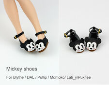 Mickey shoes_ for Blythe / DAL / Pullip / Momoko/ Lati_y/Pukifee