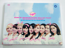 SNSD - GIRLS GENERATION World Tour: GIRLS & PEACE IN SEOUL DVD +Photobook+Poster