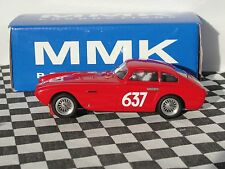 MMK FERRARI 340  RED #637  RESIN LE  1:32 SLOT BNIB