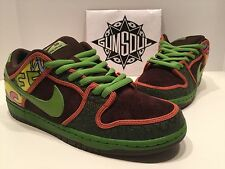 NIKE DUNK LOW PRO SB PREMIUM DE LA SOUL QS 3 FEET HIGH & RISING 789841 332 sz 11