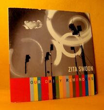 Cardsleeve single CD Zita Swoon Our Daily Reminders 2TR 1998 Lounge Art Rock