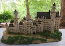 Danbury Mint Enchanted Castles of Europe Neuschwanstein Castle Germany Figurine