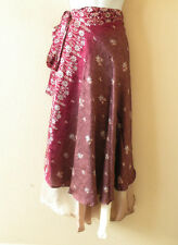 "E681 Vintage Silk Magic 36"" Sarong Pareo Wrap Skirt Tube Dress + Bonus DVD"