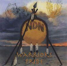 CD NDN Warrior´s Pride / solo album of Greg T Walker (Blackfoot) Southern Rock