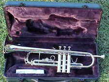 ADVANCED Bb TRUMPET-BRAND NEW 2017 SILVER BAND TRUMPETS-BANKRUPTCY SALE